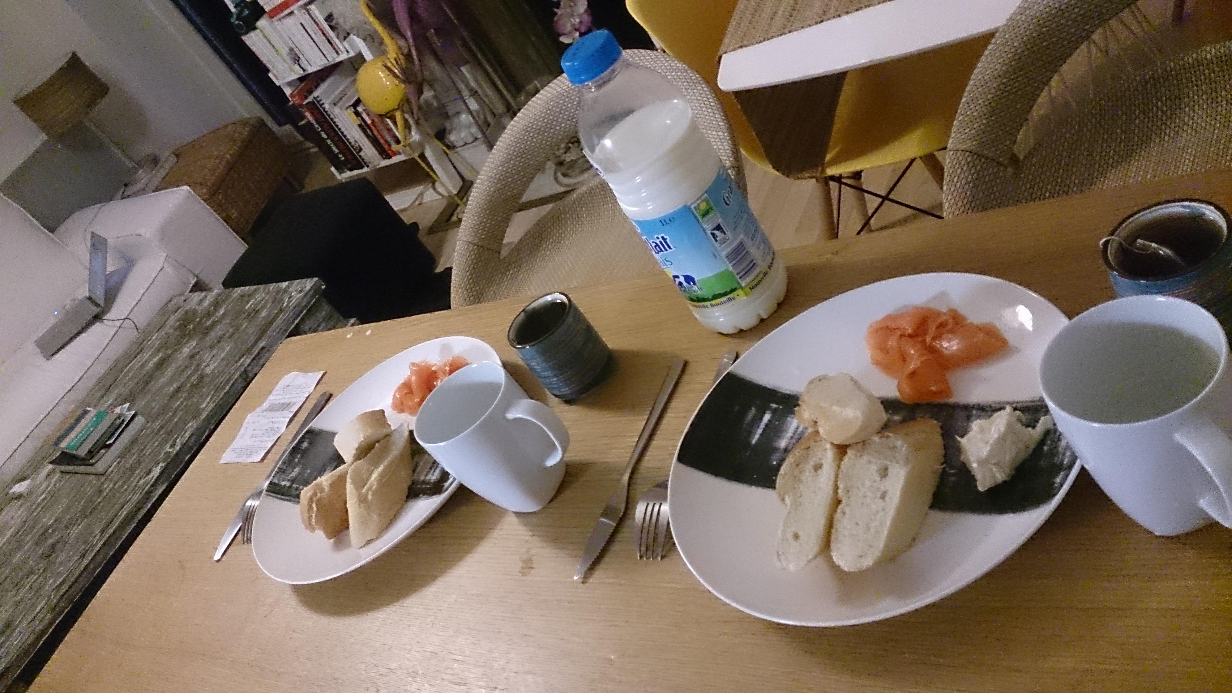 我的波爾多早餐,都是農產品